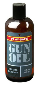 Gun Oil Silicone Lube - 16 oz