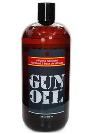 Gun Oil Silicone Lube - 32 oz