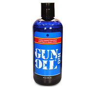 Gun Oil H2O Water-based Lube 16 oz