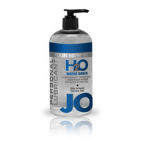 System Jo H2O Water-based Lube 16 oz