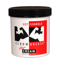 Elbow Grease - Hot Cream 15 oz