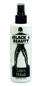 Black Beauty Latex Polish & Cleaner 8 oz