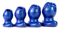Metallic Blue (#1- Sm, #2 -Med, #3- Lrg, #4- XL)