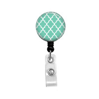 Mylar  33| Retractable ID Badge Reel