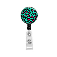 Mylar  48| Retractable ID Badge Reel