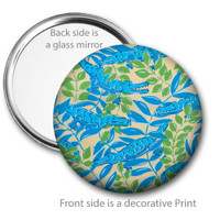 Gators Pocket Mirror