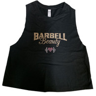 Barbell Beauty Crop Top
