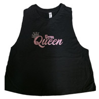 Gym Queen Crop Top