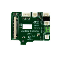 Flashforge Guider 2S Extruder Pinout Board