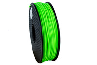 Wanhao PLA Filament, 1Kg, 3mm, Light Green