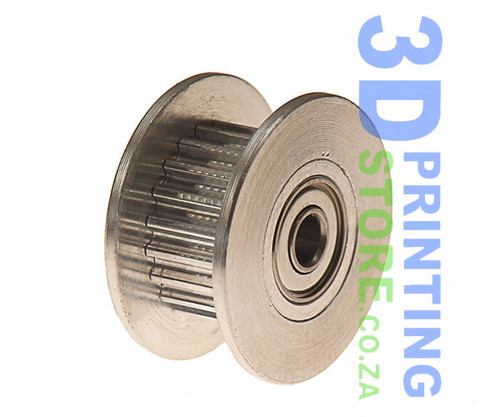 Idler Pulley with teeth for 6mm Belt, 20 teeth, 3mm Bore