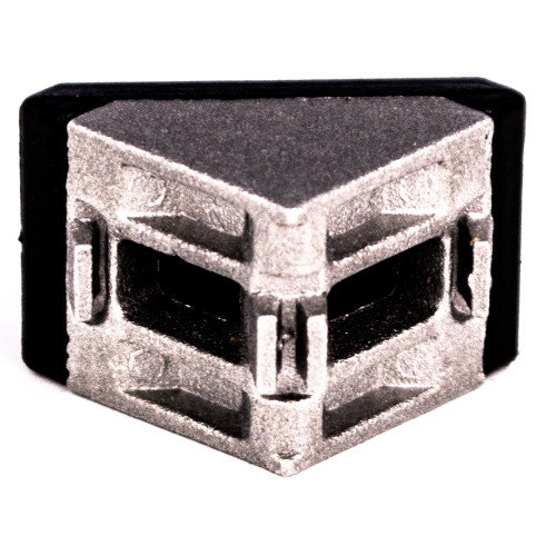 20-Series Corner Bracket with cover