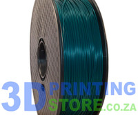 Wanhao PLA Filament, 1Kg, 3mm, Dark Green