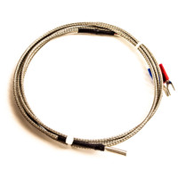Thermocouple, K-Type, 3mm cartridge, 1m cable