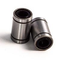 Linear bearing, LM6UU, 1 pair