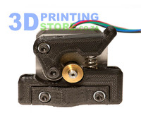 Minimalist Extruder for 1.75 & 3mm filament