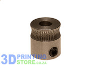 Extruder Gear, Stainless Steel