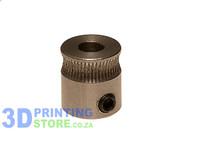 Extruder Gear, Stainless Steel