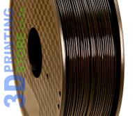 Black Flexible Filament