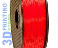 Red Flexible Filament