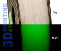 Glow in the dark, Green
