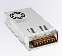 Power Supply, 400W, 24V, 17A
