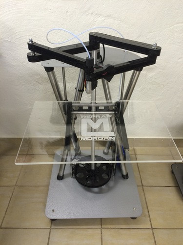 Morgan Mega 2 3D Printer