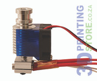 Metal Hot end, V6 direct drive for 1.75mm filament