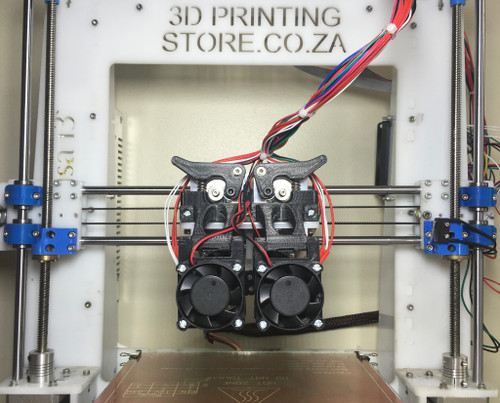 Dual Extruder Upgrade Kit for Prusa i3