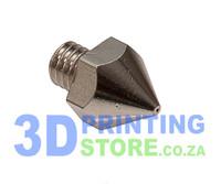 Makerbot MK7 Nozzle, 0.4mm Nozzle, 1.75mm Filament