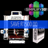 Bundle Offer: Prusa i3 3D Printer Kit
