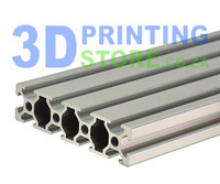20 x 80mm Aluminium T-Slot Profile