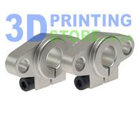 Aluminium Rod Mount for 10mm rod, SHF10, 1 Pair