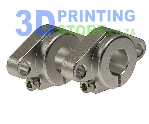 Aluminium Rod Mount for 12mm rod, SHF12, 1 Pair