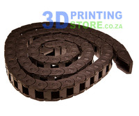 Drag Chain, 15 x 30mm, 1m long, Can open