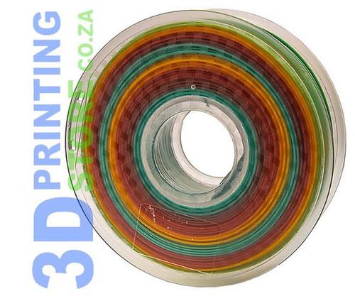 Multi-colour PLA
