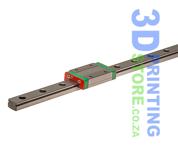 Linear Rail, MGN12 x 1000mm with MGN12H Block