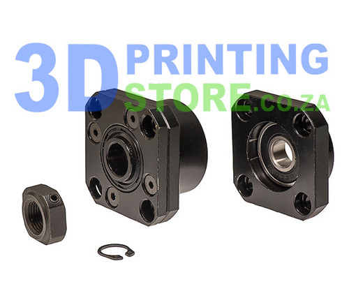 Bearing Block Set for SFU16 Ball Screw, FK12 & FF12