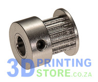 Pulley, GT2, 16 Teeth for 6mm Belt