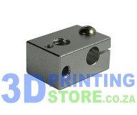 Heater Block compatible with E3D V6 for PT100 Sensor