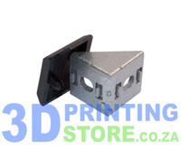 20F-Series Corner Bracket with cover