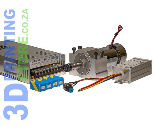 Spindle Kit, 400W, 12 000 RPM