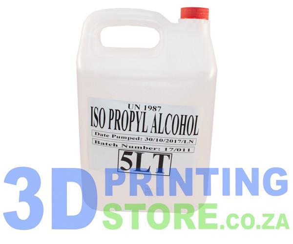 IPA 99 7% (Isopropyl Alcohol), 5 Litre