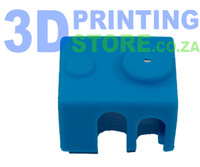 Hot end Sock compatible with E3D V6 hot end with thermistor