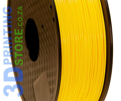 Yellow PETG Filament 1KG