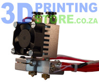 Dual metal hot end, Bowden for 1.75mm filament