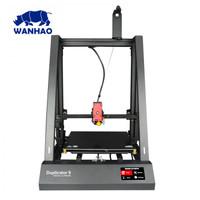 Wanhao Duplicator 9 (400x400mm) 3D Printer, Mark 2