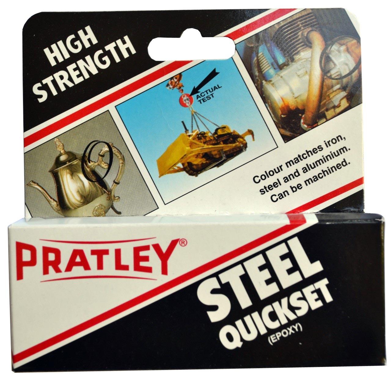 Pratley Steel quickset - 3D Printing Store.co.za