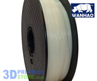 Wanhao PLA FIlament, 1Kg, 1.75mm, White