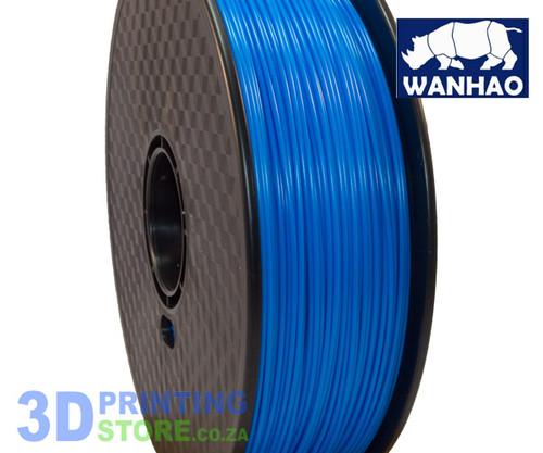 Wanhao ABS FIlament, 1Kg, 1.75mm,  Blue